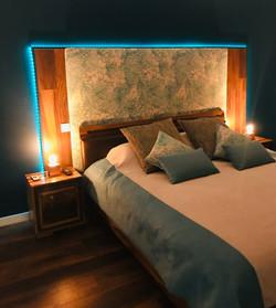 Anandita chambre confort du lit king siz