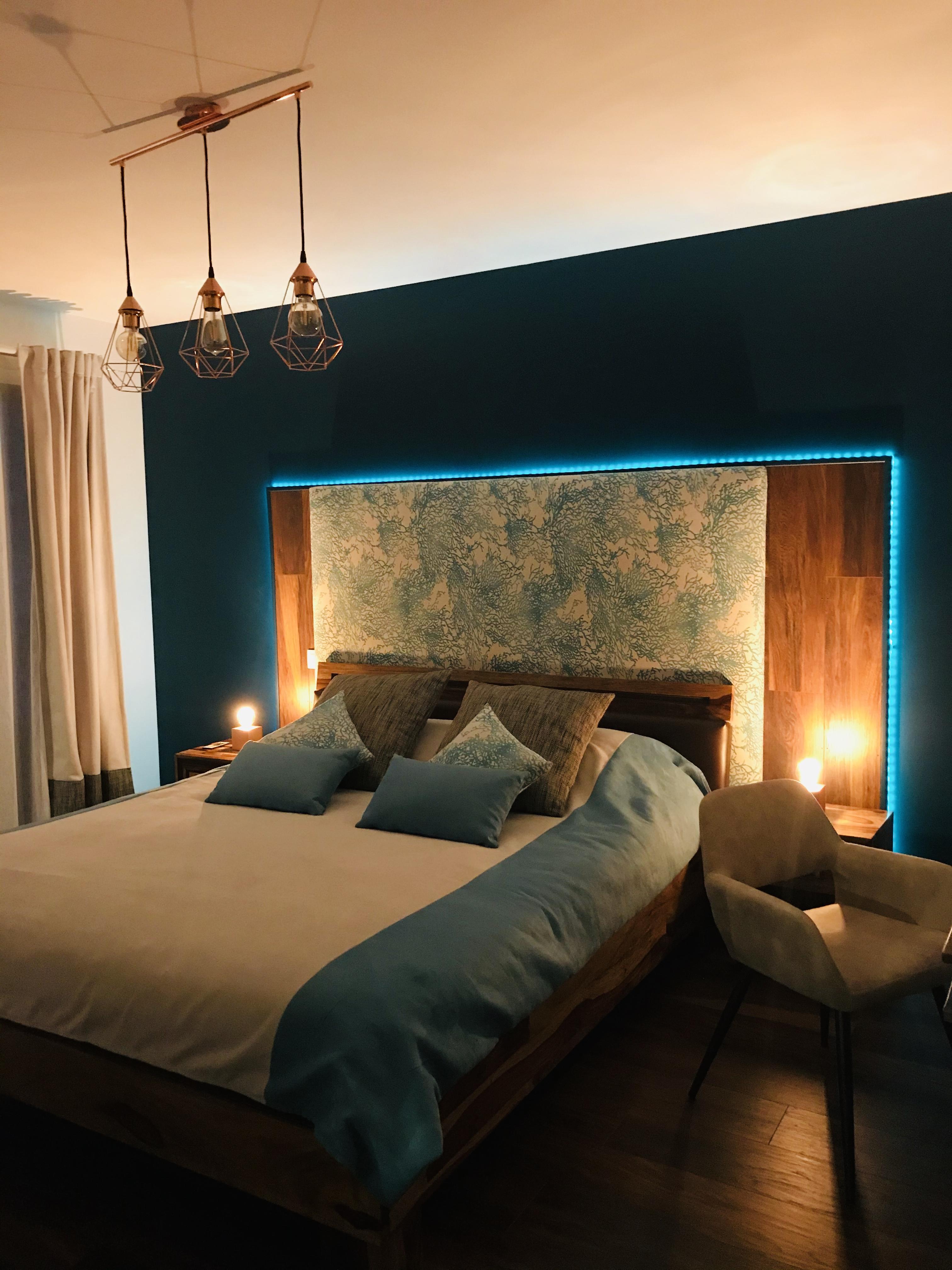 Anandita chambre de nuit