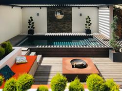 Anandita patio terrasse