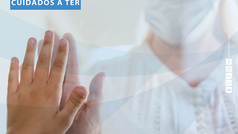 Como cuidar de uma pessoa infetada com COVID 19