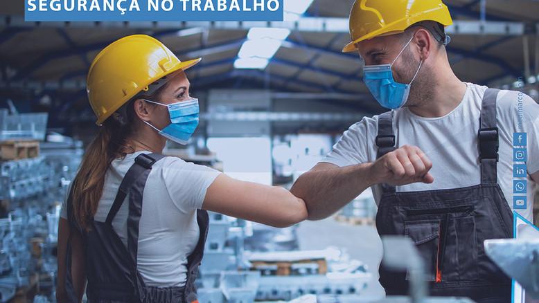 Prevenção e Segurança no Trabalho - COVID-19