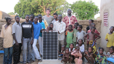 Portable Lighting in Mali