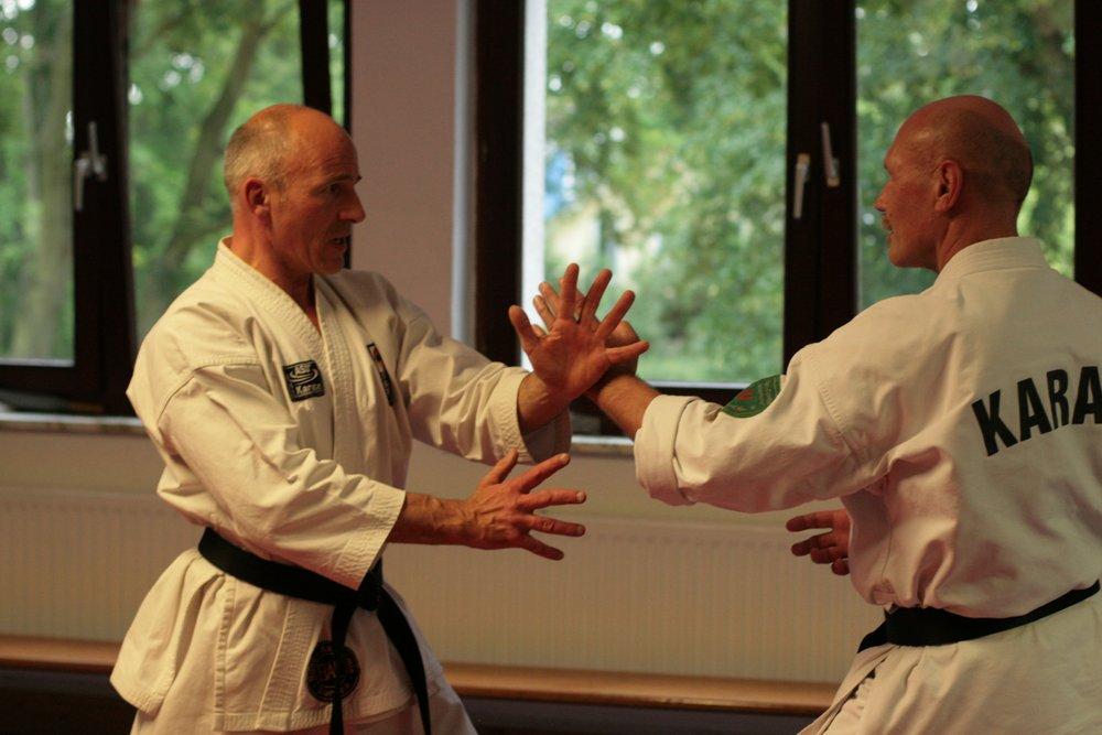 ASD-Karate Jubiläums-Seminar
