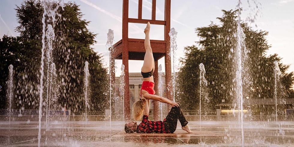 Accro Yoga et Pole - ALL LEVEL