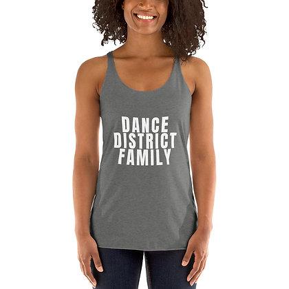 Débardeur Femme Dance District Family