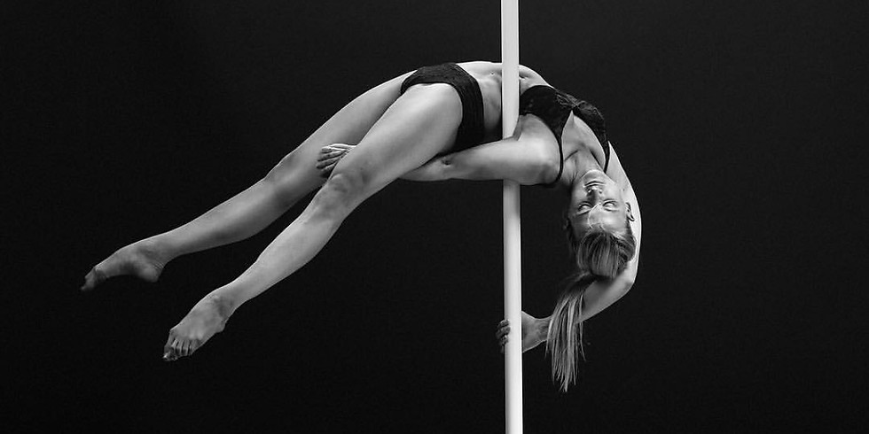 MARIE MOULIN : WORKSHOPS BEAUTIFUL POLE CHOREGRAPHY - All Level