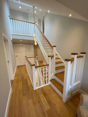 Bespoke Hardwood Stairs