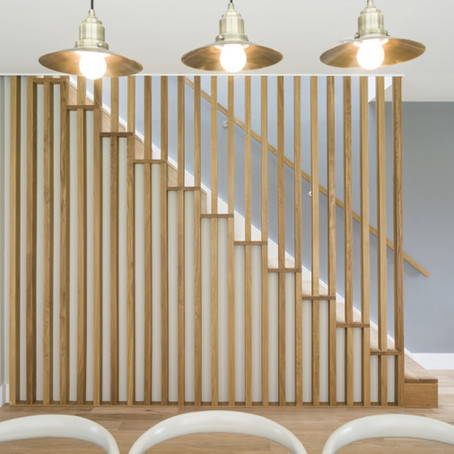 Fire safety regulations for timber staircases