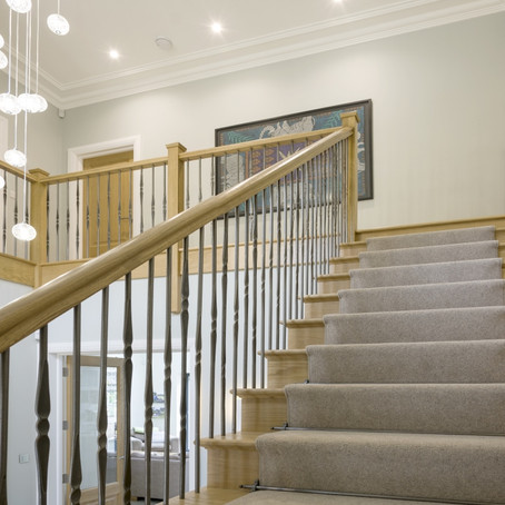 5 benefits of timber staircases