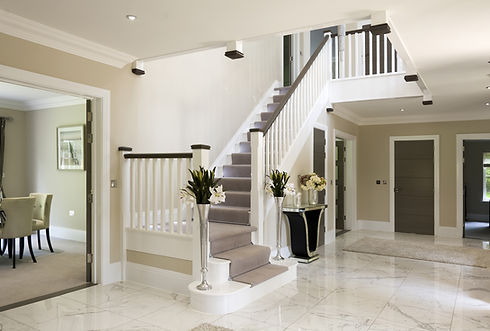 Multiturn-softwood-white-painted-stairca