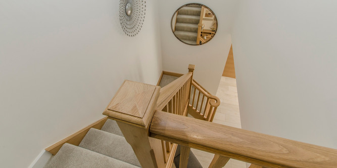 Quality Oak Handrail