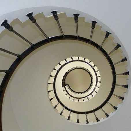 Weird and wonderful facts about staircases