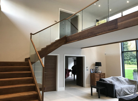 Our top staircase trends for 2019