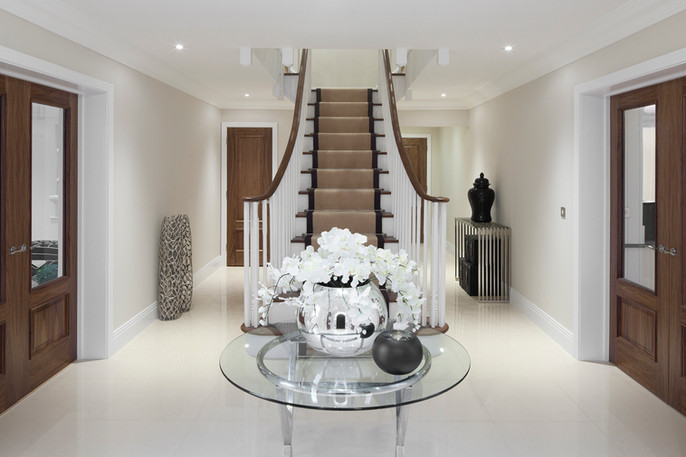 Luxury Bespoke Staircase