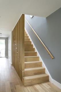 Modern European Oak Stairs