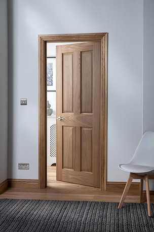 Oak Veneered Timber Doors