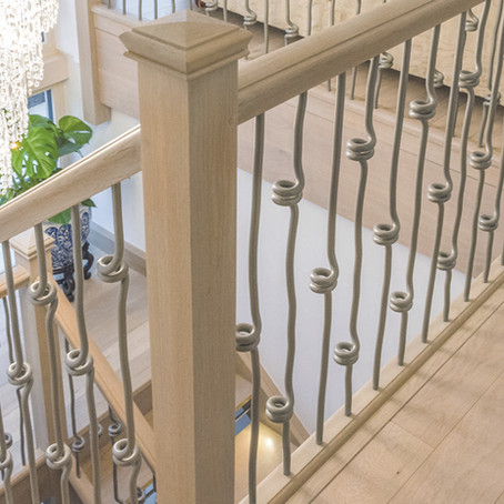 Stair spindles: Types, materials & matching to your balustrade