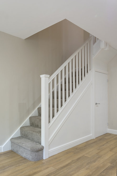 bespoke-staircase-manufacturer-white-painted-staircase-budget-stairs-softwood-balustrade