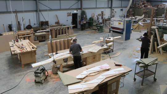 Reliable Timber Staircase Manufacturer