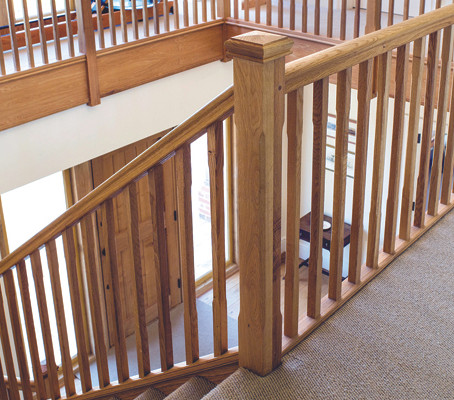 Style Guide: Choosing staircase balustrades