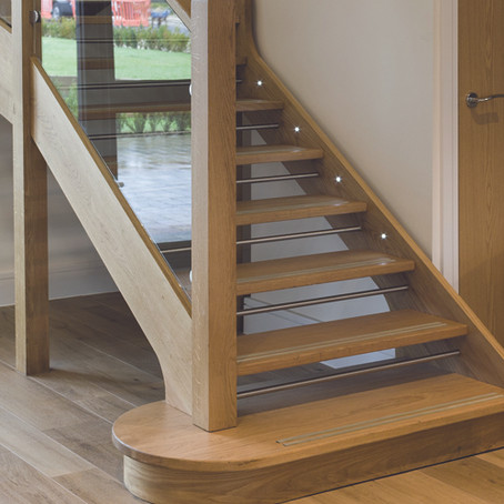 Are open riser staircases safe?