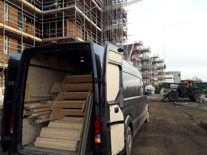 Reliable Staircase Delivery