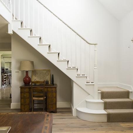 How to optimise the space under your stairs