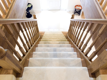 Style Guide: Choosing staircase spindles
