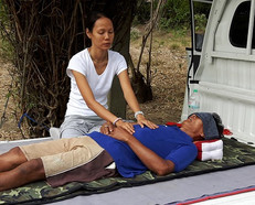 mobile reiki massage in Thailand