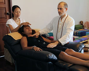 Reiki Massage, Hypnok Center