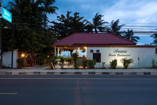 Anna Wellness Restaurant