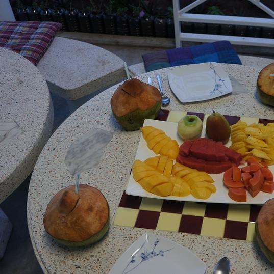 Hypnok Center healthy dinner