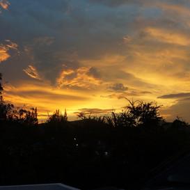 hypnok center thailand sunset beautiful view
