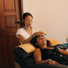 Reiki session, hypnok Center