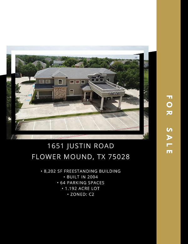 Commercial Office Retail for Sale: Flower Mound, TX