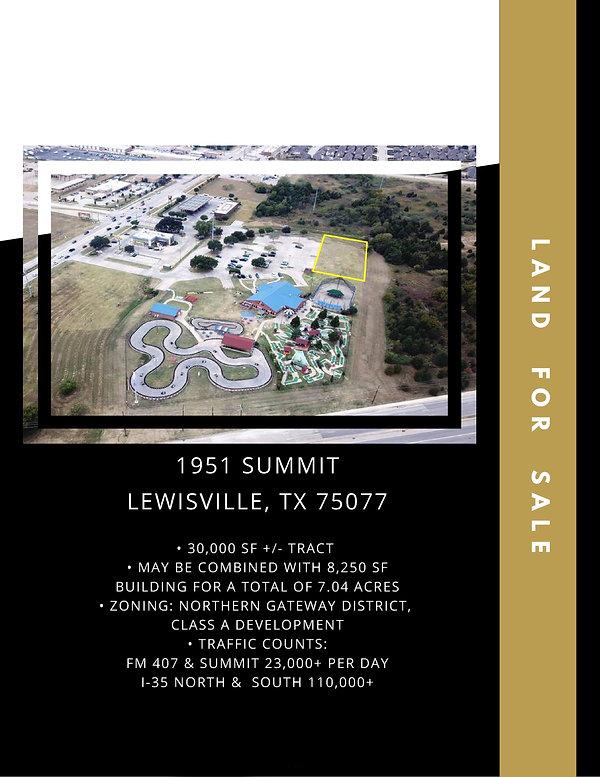 I-35 Land for Sale: Lewisville, TX