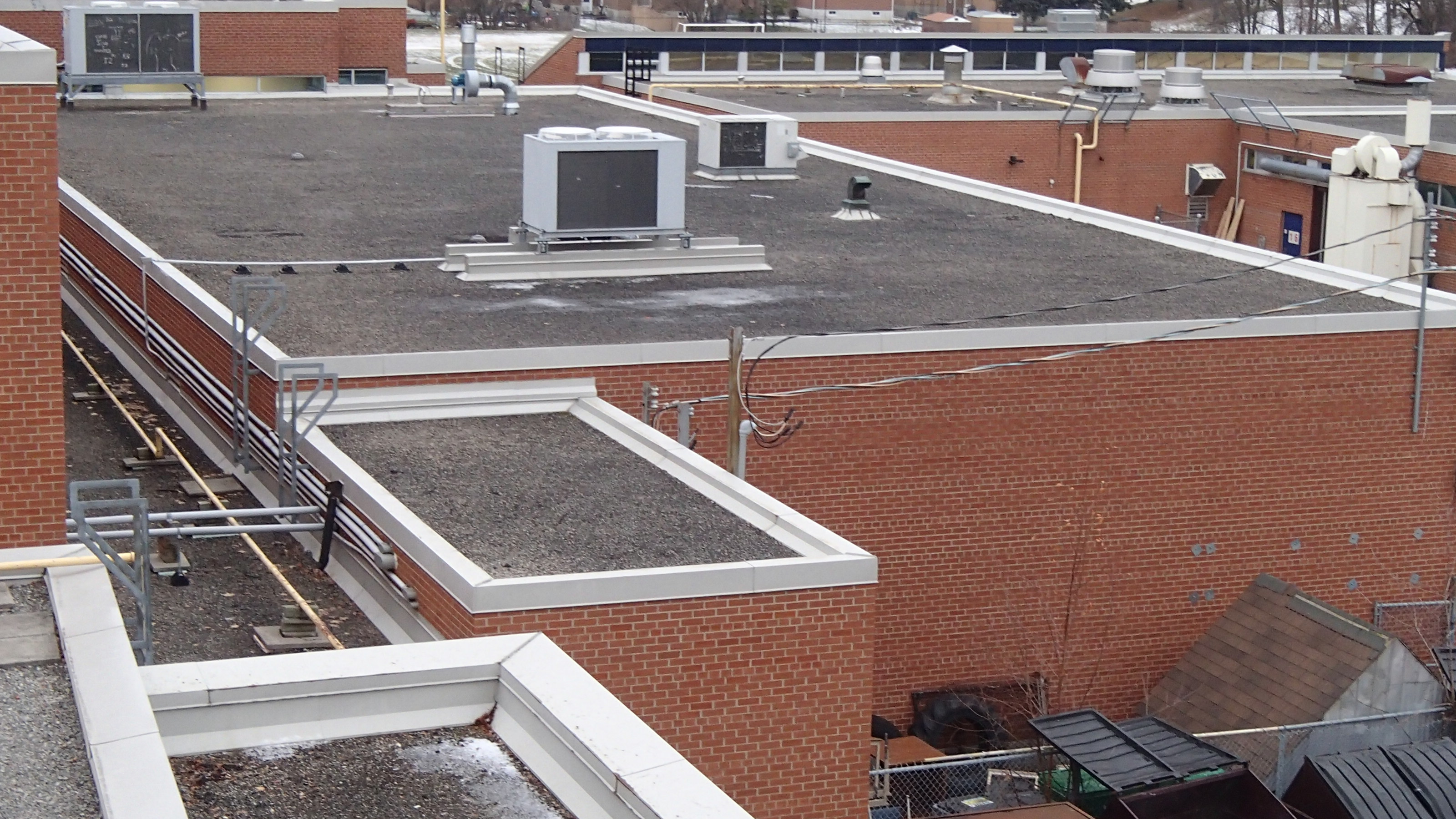 Milton High School - Roof Replacement