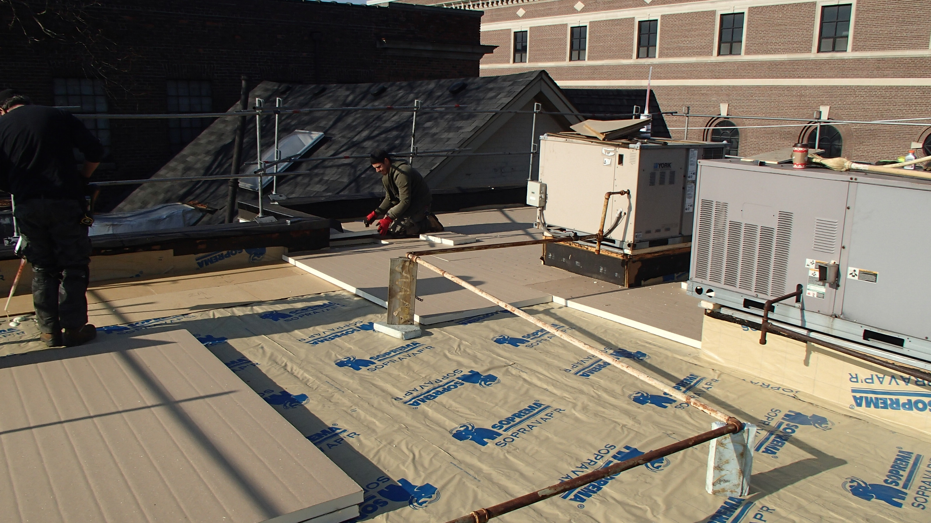 275 MacPherson - Toronto Roof Replacemen