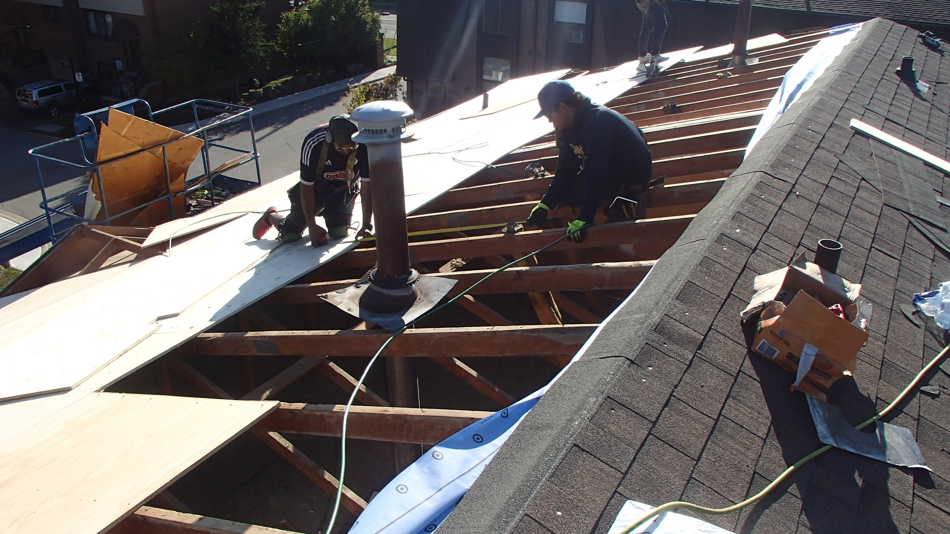 Islington Place - Toronto Roof Replaceme