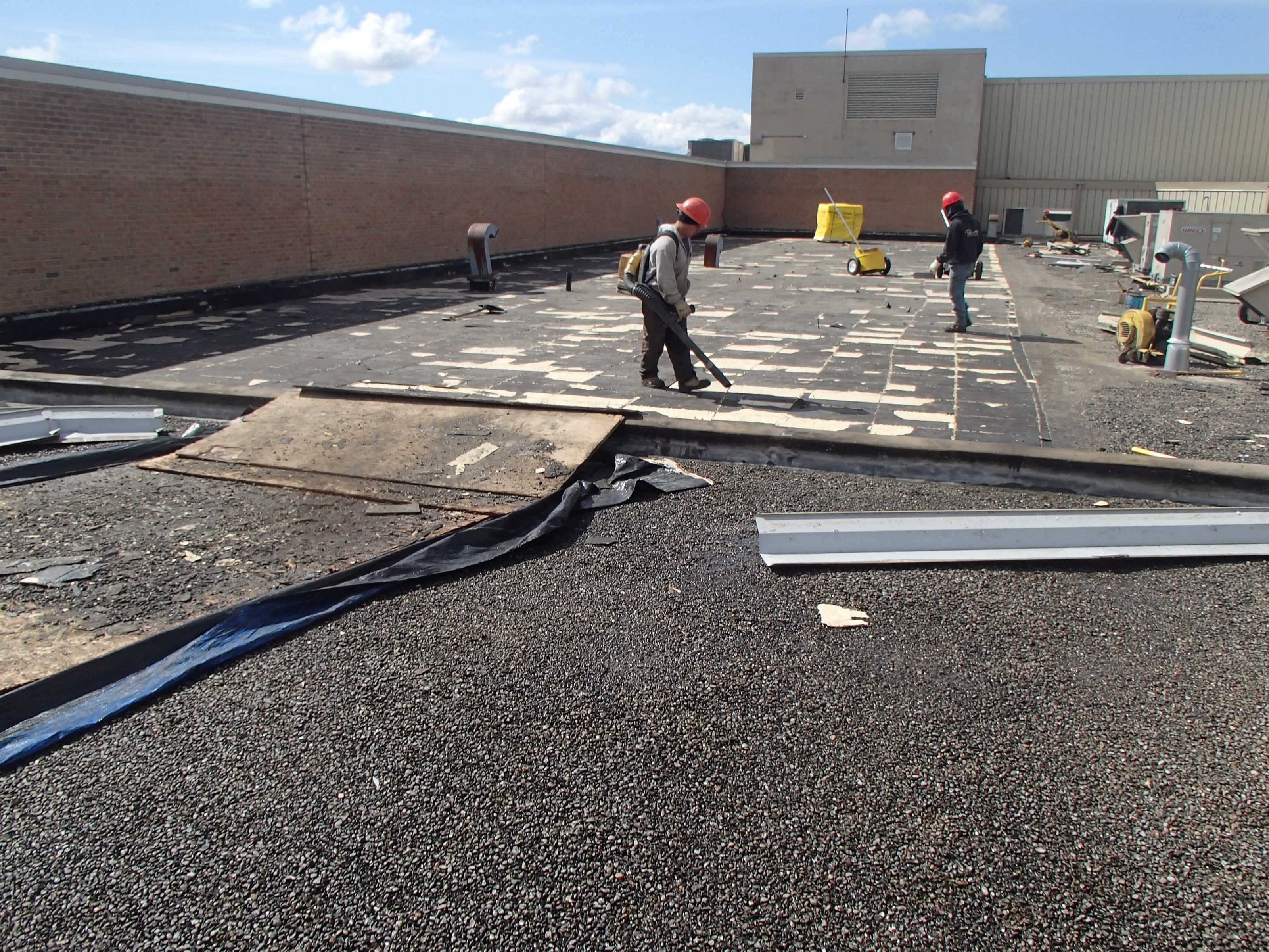 Hillcrest Mall - Roof Renewal
