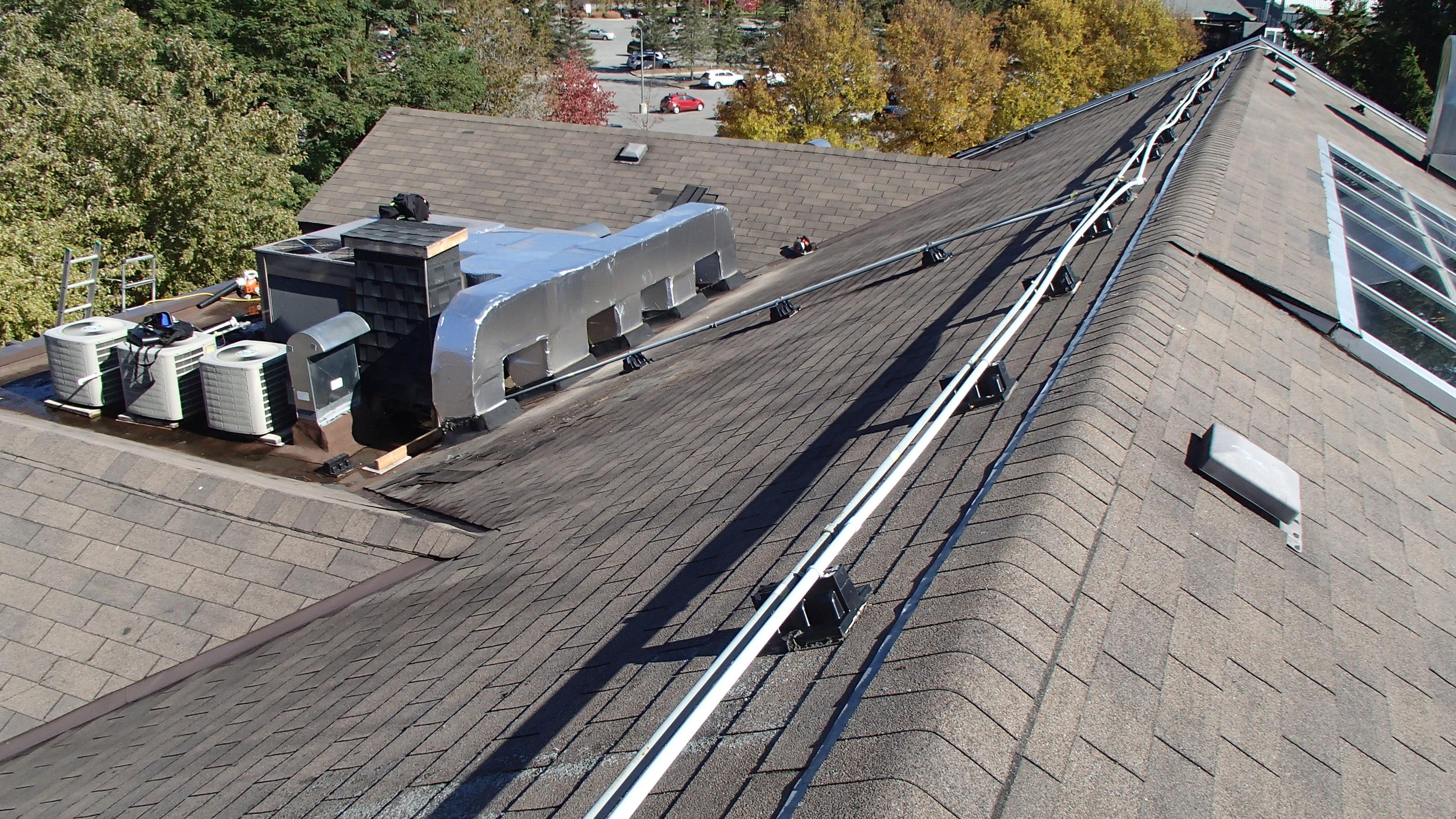 Deerhurst Resort - Huntsville Roof Evalu