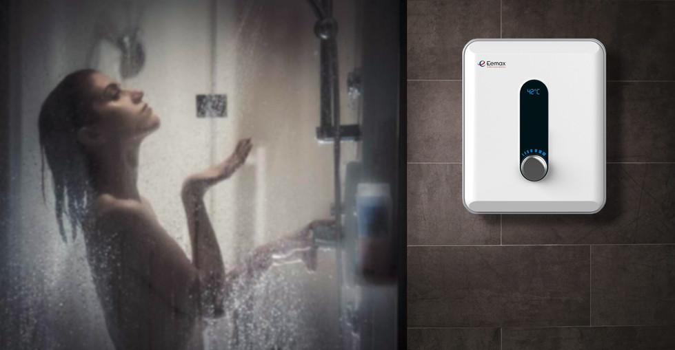 tankless water heater_instant water heat