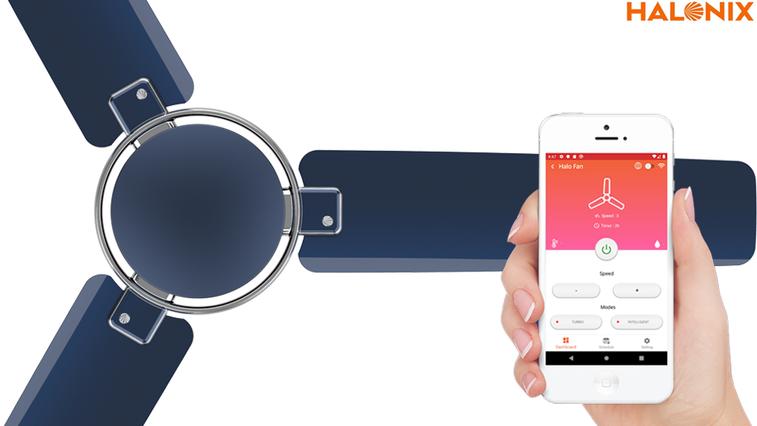 HALO IoT Ceiling Fan