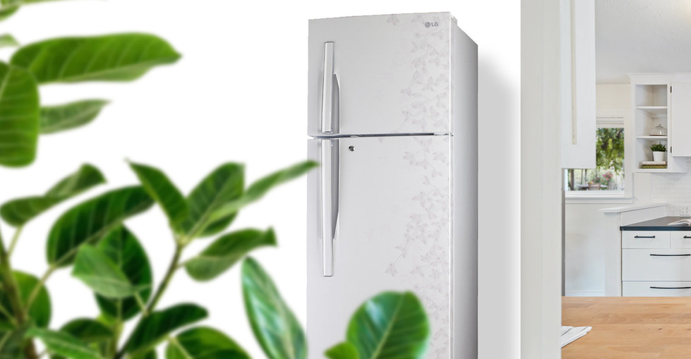 3D Surface graphics for LG Refrigerator