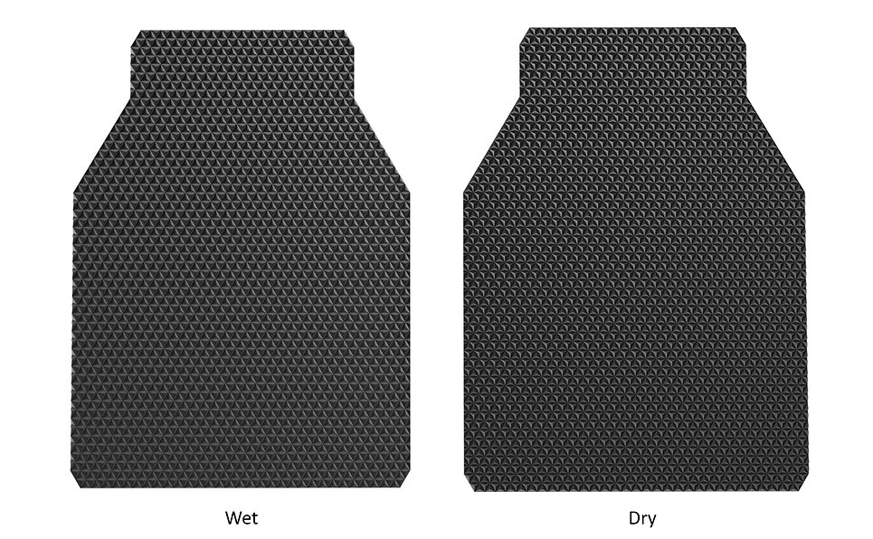 floorix 3D DRY WET car mats designer pau