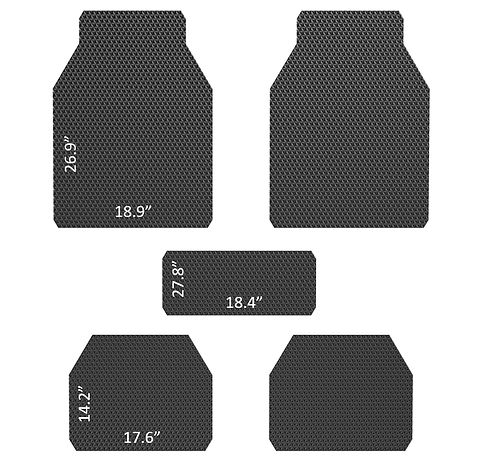 3D car mat design_industrial designer_PA