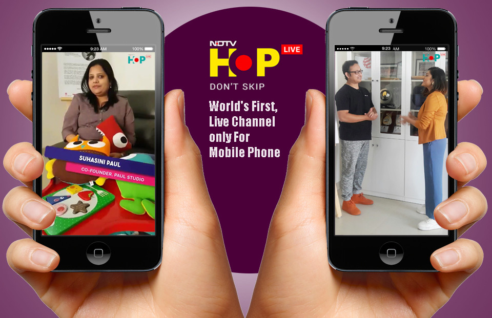 NDTV-HOP-START-LIVE-Product-designer-Pau