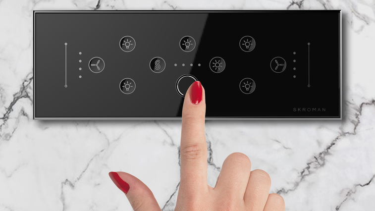 Luxury at your finger tips!