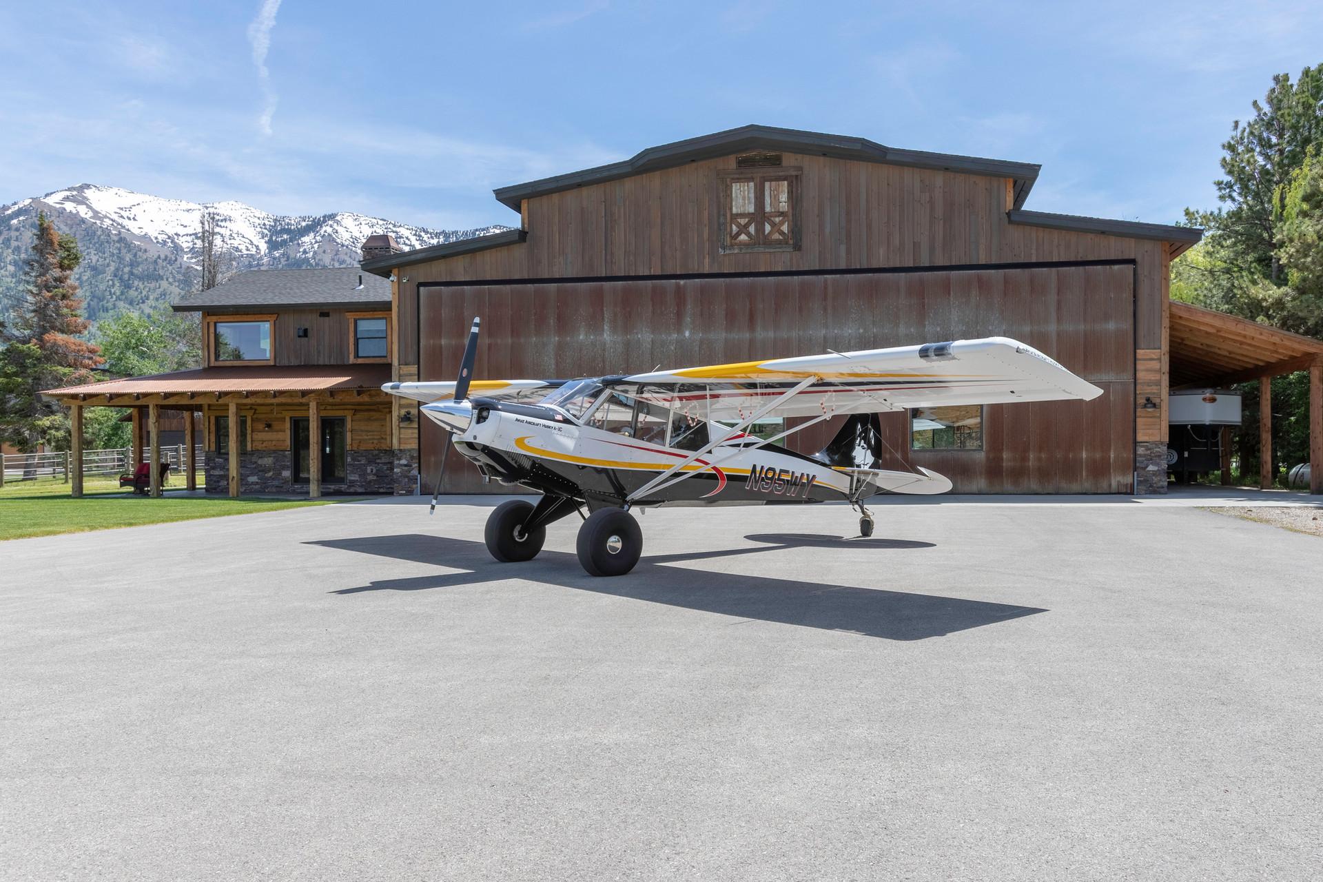 Alpine Airpark Alpine Wyoming