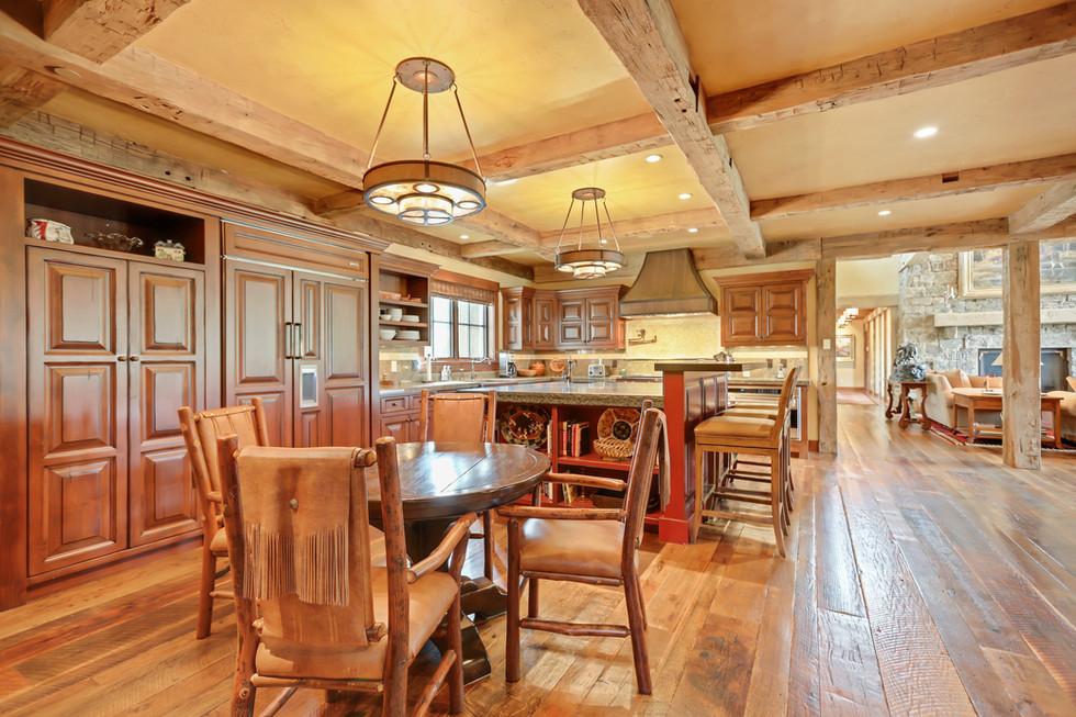 Mountain Home Kitchen Photo